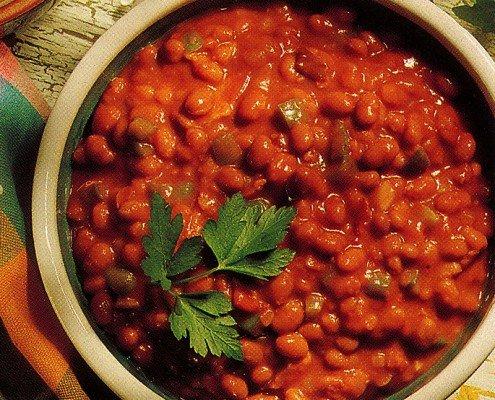Canadiana Baked Beans