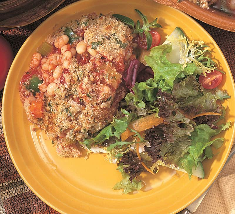 Photo and recipe compliments of Ontario Bean Growers