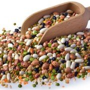 Dry beans, peas and pulses