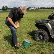Intensive Zone Soil Sampling