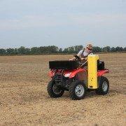 Automatic Soil Sampling