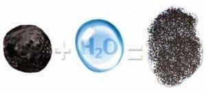 Humic DG + H2O