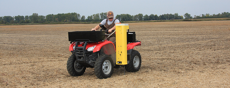 Thompsons Automatic Soil Sampling