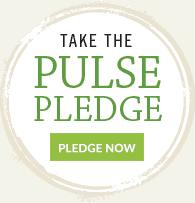 Take the pulse pledge