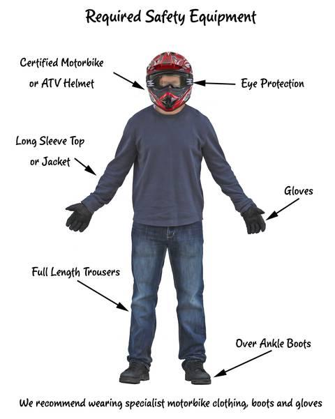 ATV Safety Gear