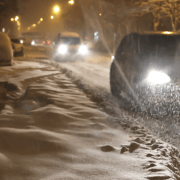 Driving become hazardous in winter