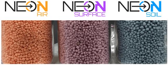 Neon nitrogen stabilizers photo