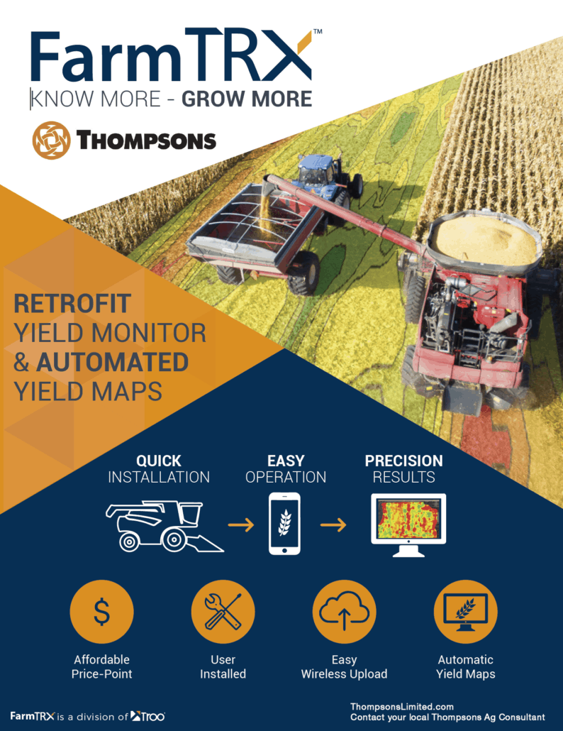 FarmTRX brochure