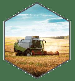 FarmTRX retrofit combine